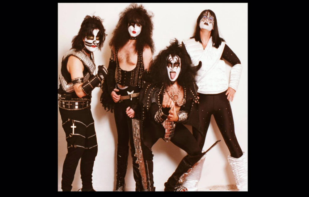Hotter Than Hell European Kiss Tribute Band